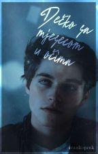 dečko s mjesecom u očima 🌙 by ivankoprek