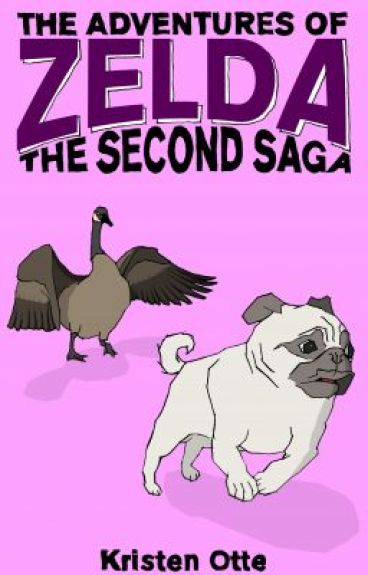 The Adventures of Zelda: The Second Saga by KristenOtte