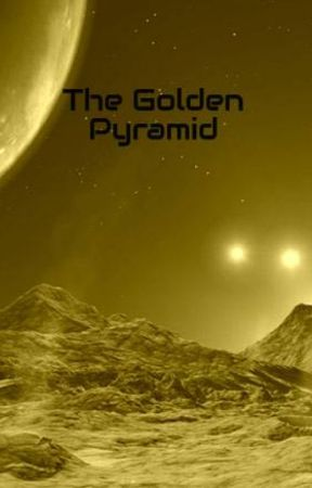 The Golden Pyramid by LuciferJr