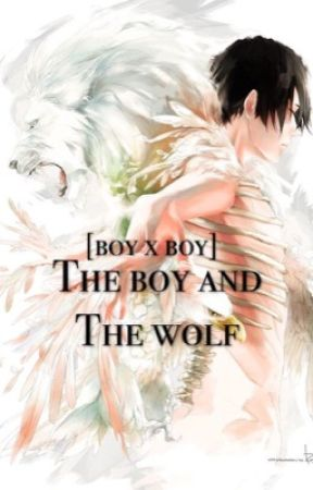 The boy and the wolf [boyx boy ]  by SidSiv