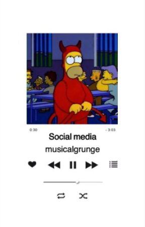 social media ☀️ f.w.  by -SAVEMYSOUL