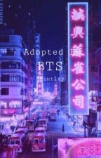Adopted by BTS (psycho twins) by xCyberBabyX