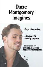 dacre montgomery imagines  by ok-ish