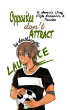 Opposites Don't Attract. {PDH Laurance X Reader} by deathsxcythe