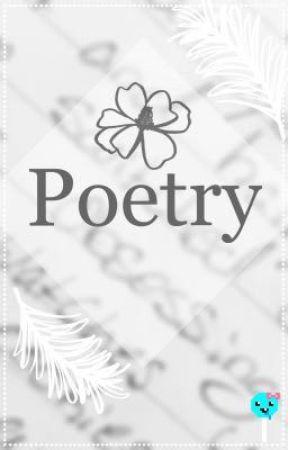 Poetry by kiddonaut