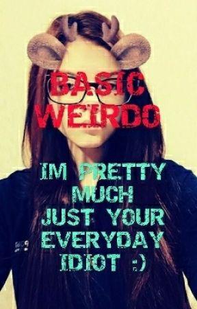 BASIC WEIRDO by TheWonderfulWiccan
