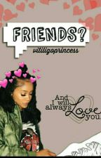 ♡Friends?♡ by Vitiligoprincess