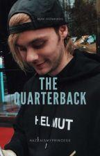 The Quarterback; muke clemmings version  by Hazzaismyprincess