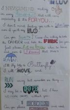 Frases Para Status e Cantadas para o Crush by Aiyumi-chan