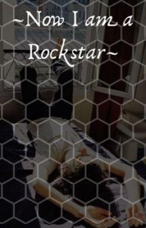 Now I am a rockstar (A Percy Jackson Story) by luvwarriorcats13
