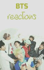 ☆BTS Reacciones by _silentmistake_