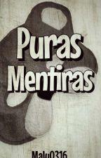 Puras mentiras (Furry/Yaoi)[COMPLETA] by Marsh-Malu