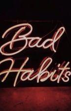 BAD HABITS ☝︎ LOKI ☝︎ Ragnarok  by illicitredamancy