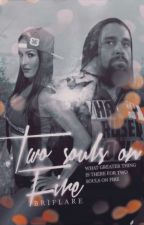 Two Souls on Fire » Nikki Bella & Rusev by BriFlare
