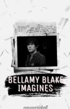 Bellamy Blake Imagines by mesmericbell