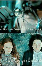 Die Unmöglichkeit einer Zeitreise (Harry Potter Fanfiction) by Potterhead_9175
