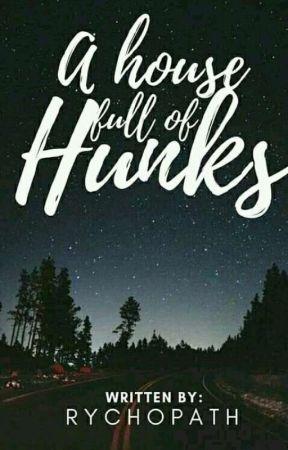 I'm with a Four Hunks by bebiehgurl16
