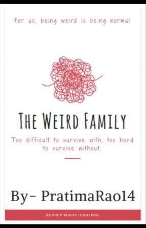 The Weird Family- A BTS fanfiction[Discontinued] by PratimaRao14