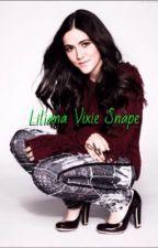 Liliana Vixie Snape (Fred Weasley love story) by twd_daryldixonfan