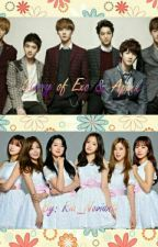 Story of Exo & Apink by Ria_Novianti