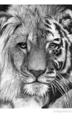 Deaf Tigress by BiancaEvans2