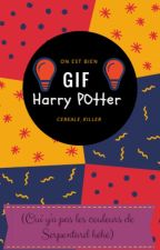 Gif Harry Potter by CEREALE_KILLER