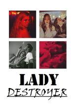 Lady Destroyer by P4ttix
