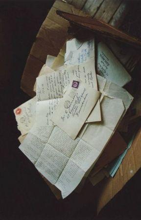 Todo lo que nunca te dije, te lo escribo aquí. by whennovember