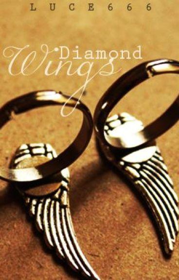 Diamond Wings by Luce666