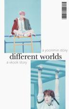 different worlds | yoonmin ; vkook by btsshitueee