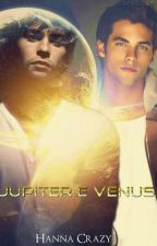 Júpiter e Vênus by Hannah-Sauter