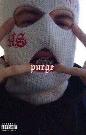 purge - j.g by bbylinsky