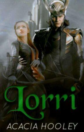 Lorri (Loki FanFic) by Like-A-Riddle