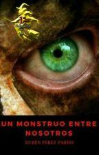 Un monstruo entre nosotros #TOT2017 by RubnPrezPardo