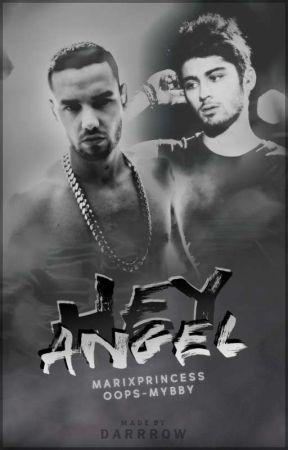 ▪ Hey Angel ▪ Z.M by Marlena1999