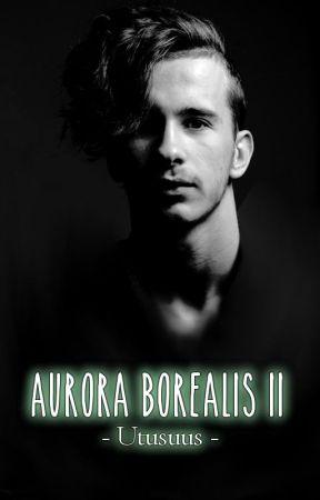 Aurora Borealis II by ututaival