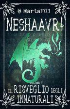 Neshaavri- La scuola degli Ibridi by MartaF03