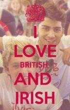 me enamore de un britanico y de un irlandes by anghelis