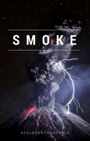Smoke -- Jim Hopper by Ackelsgotsnackels