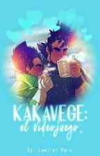 KakaVege: El Videojuego by Lawliet_Vero
