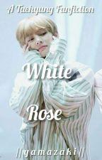 White Rose [ Kim Taehyung ] by k_k_a_e_b_s_o_n_g