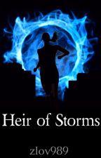 Heir of Stroms {Book 2 Spark Series} by zlov989