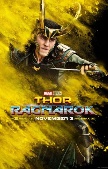 Loki X Reader (Thor: Ragnarok) - Anna - Wattpad