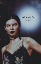 elexir's hall ⇢ (GRPAHICS.) by aestrologie