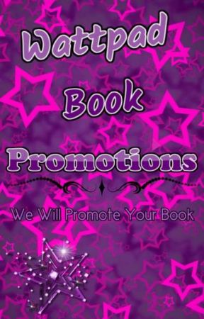 Wattpad Book Promotions! by TheNightStarAwards