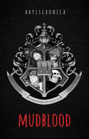 Mudblood [OP x reader] [Hogwarts!AU] - Care for Magical