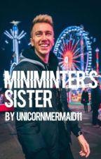 Miniminter's Sister by UnicornMermaid11