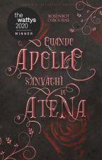 Quando Apollo s'invaghì di Atena by RosenrotOsbourne