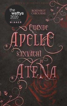 Quando Apollo s'invaghì di Atena by Coraphernelia