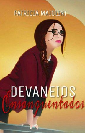 Devaneios ensanguentados by PatriciaMaiolini